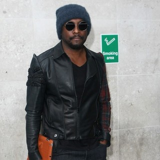 will.i.am - will.i.am at The BBC Radio 1 Studios