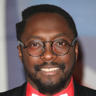will.i.am in The BRIT Awards 2012 - Arrivals