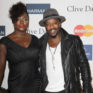 will.i.am in Clive Davis and The Recording Academy's 2013 Pre-Grammy Gala and Salute to Industry Icons