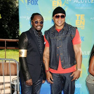 will.i.am, LL Cool J in 2011 Teen Choice Awards