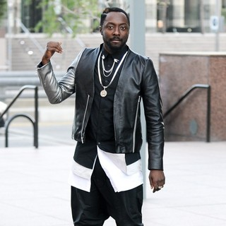 will.i.am - will.i.am Filming on Location His Music Video