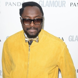 will.i.am in The Glamour Women of The Year Awards 2012 - Arrivals