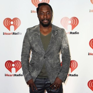 will.i.am in iHeartRadio Music Festival - Day 1
