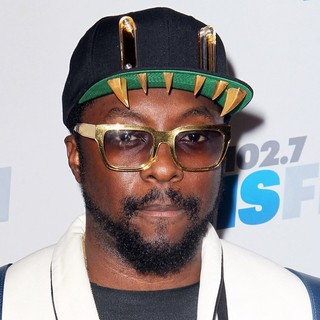 will.i.am in KIIS FM's Jingle Ball 2012 - Arrivals