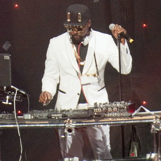 will.i.am in KIIS FM's Jingle Ball 2012 - Show
