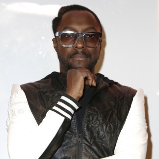 will.i.am Attends The French Press Conference for The Launch of His Album