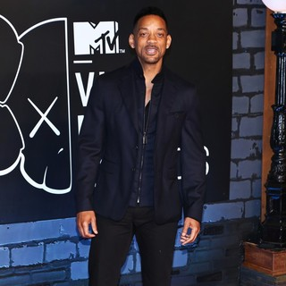 Will Smith in 2013 MTV Video Music Awards - Arrivals