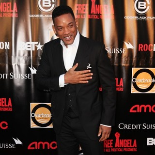 Will Smith in New York Premiere of Free Angela and All Political Prisoners - will-smith-premiere-free-angela-all-political-prisoners-03