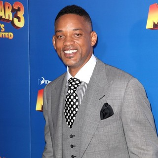Will Smith in New York Premiere of Dreamworks Animation's Madagascar 3: Europe's Most Wanted