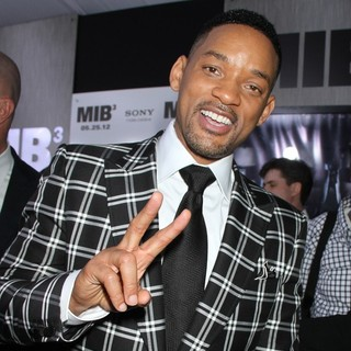 Will Smith in Men in Black 3 New York Premiere - Arrivals