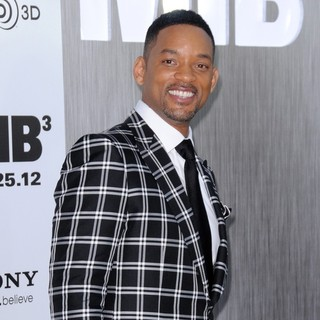 Will Smith - Men in Black 3 New York Premiere - Arrivals