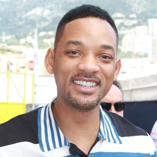 Will Smith in The Monaco Grand Prix 2012