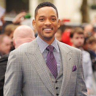 Will Smith in Men in Black 3 - UK Film Premiere - Arrivals