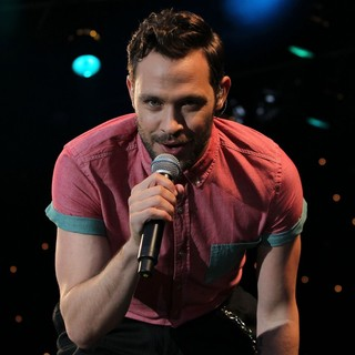 Will Young in Will Young Performing at Kew The Music