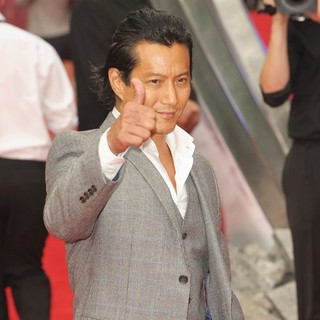 Will Yun Lee in The Wolverine U.K. Film Premiere - Arrivals