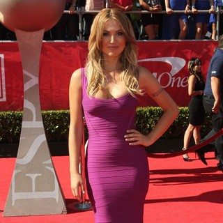 Willa Ford in 2012 ESPY Awards - Red Carpet Arrivals