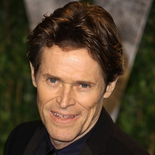 Willem Dafoe in 2012 Vanity Fair Oscar Party - Arrivals - willem-dafoe-2012-vanity-fair-oscar-party-01