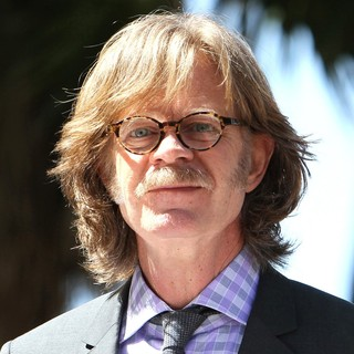 William H. Macy in Felicity Huffman and William H. Macy Are Honored with Stars at The Hollywood Walk of Fame