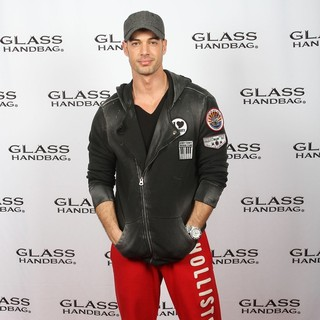 William Levy in 14th Season of Dancing with the Stars Backstage Gifting with Social Hill