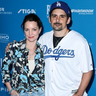 Kimberly Williams, Brad Paisley in Clayton Kershaw's 7th Annual Ping Pong 4 Purpose Fundraiser