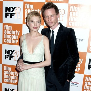 Michelle Williams, Eddie Redmayne in NYFF Presents My Week With Marilyn Premiere