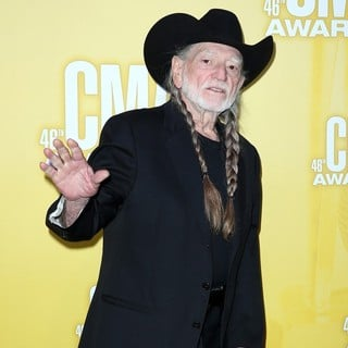 Willie Nelson in 46th Annual CMA Awards