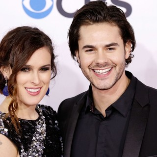 Rumer Willis, Jayson Blair in People's Choice Awards 2013 - Red Carpet Arrivals