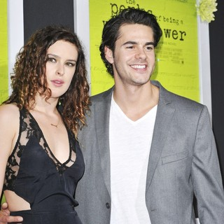 Rumer Willis, Jayson Blair in The Los Angeles Premiere of The Perks of Being a Wallflower - Arrivals