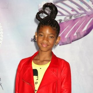 Willow Smith in The 11th Annual BET Awards - Press Room