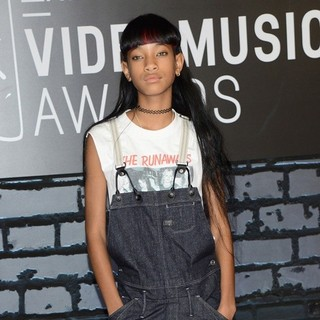 Willow Smith in 2013 MTV Video Music Awards - Arrivals