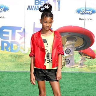 Willow Smith in BET Awards 2011