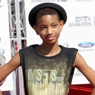 Willow Smith in The BET Awards 2012 - Arrivals