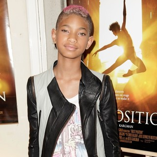 Willow Smith in The LA Premiere of First Position
