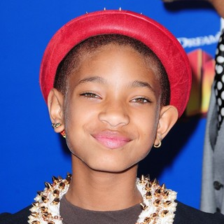 Willow Smith in New York Premiere of Dreamworks Animation's Madagascar 3: Europe's Most Wanted