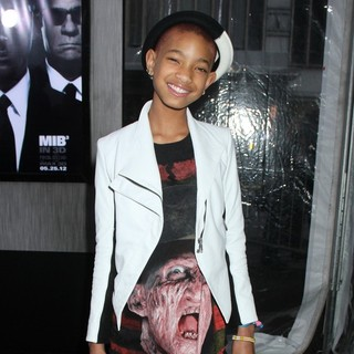 Willow Smith in Men in Black 3 New York Premiere - Arrivals