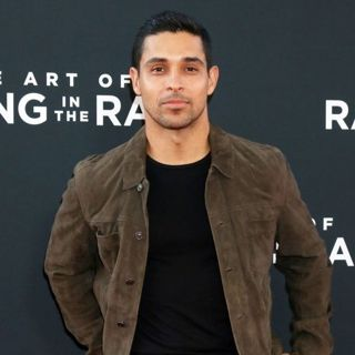 Wilmer Valderrama in The Art of Racing in the Rain World Premiere