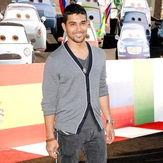 Wilmer Valderrama in The Los Angeles Premiere of Cars 2 - Arrivals