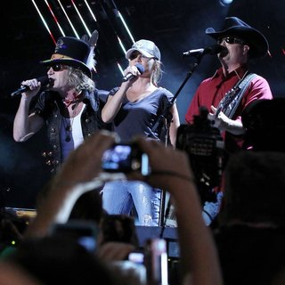 Gretchen Wilson, Big & Rich in CMA Music Festival Nightly Concerts - Day 3
