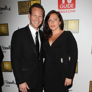 Patrick Wilson, Dagmara Dominczyk in Broadcast Television Journalists Association's 3rd Annual Critics' Choice Television Awards