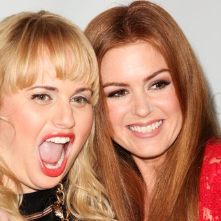 Rebel Wilson, Isla Fisher in The Premiere of RADiUS-TWC's Bachelorette