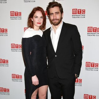 Ruth Wilson, Jake Gyllenhaal in Opening Night After Party for Broadway's Constellations - Arrivals