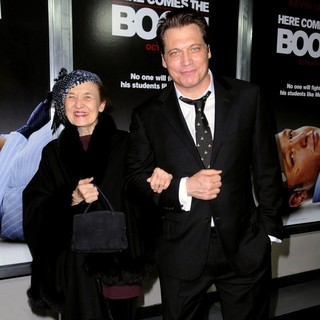 Julie Wilson, Holt McCallany in Here Comes the Boom New York Premiere
