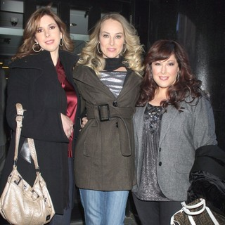 Wilson Phillips in Wilson Phillips Are Seen at Good Day New York Studios to Promote Their CD Christmas in Harmony