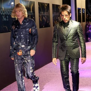 The World Premiere of Zoolander 2