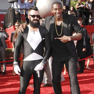 Brian Wilson (II), Amar'e Stoudemire in The 2011 ESPY Awards