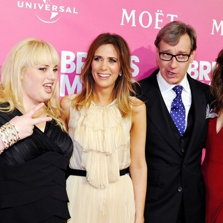 Celebrity Girls Night Out to Celebrate The Highly-Anticipated Release of The Film Bridesmaids