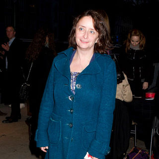 "Rachel Dratch in New York Screening of ""Win Win"" - Outside Arrivals"