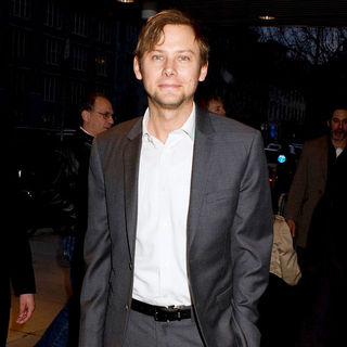 "Jimmi Simpson in New York Screening of ""Win Win"" - Outside Arrivals"