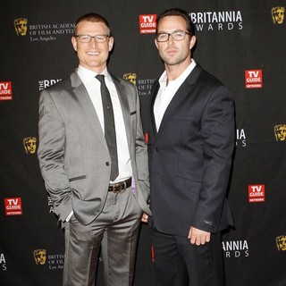 Philip Winchester, Sullivan Stapleton in BAFTA Los Angeles 2011 Britannia Awards