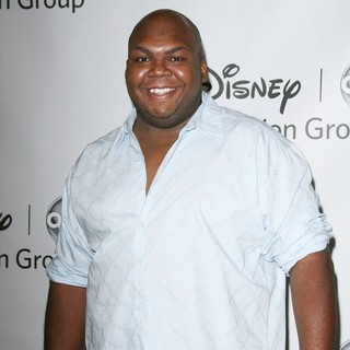 Windell Middlebrooks in 2011 Disney ABC Television Group Host Summer Press Tour